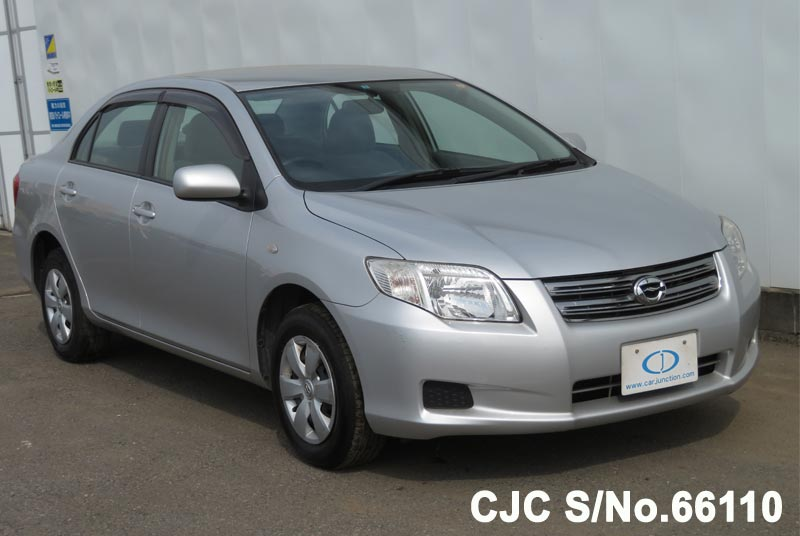 Toyota / Corolla Axio 2007 Stock No. TM1101166