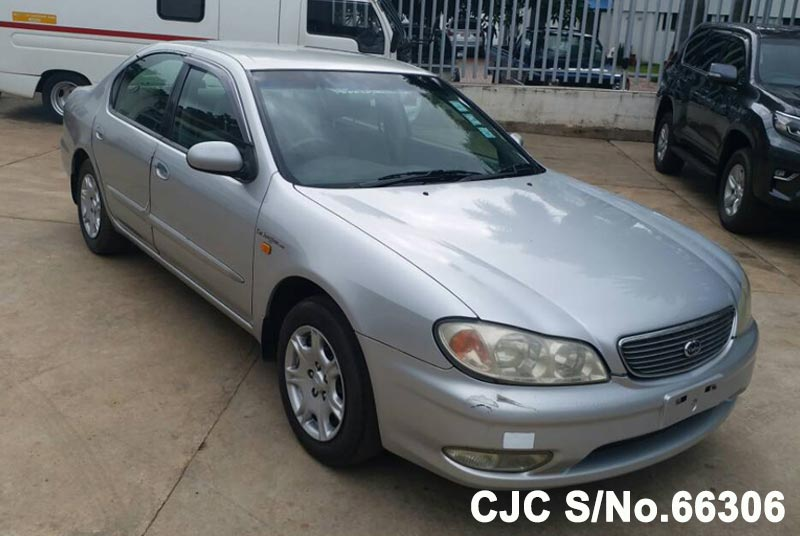Nissan Cefiro in Silver for Sale