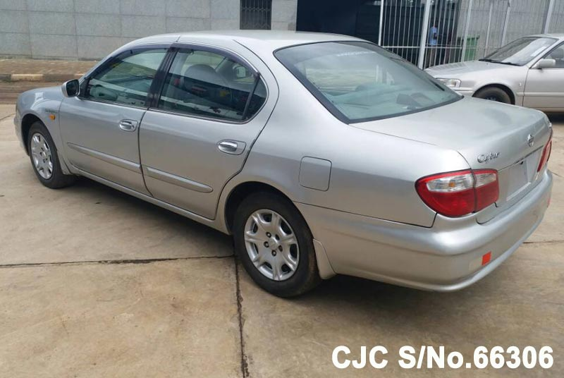 Nissan Cefiro in Silver for Sale Image 10