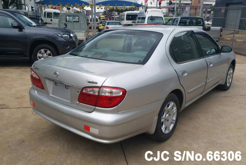 Nissan Cefiro in Silver for Sale Image 1
