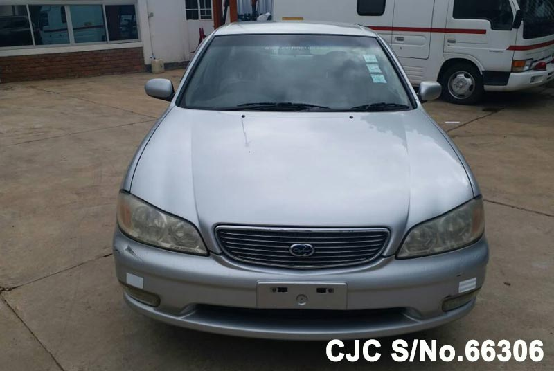 Nissan Cefiro in Silver for Sale Image 3