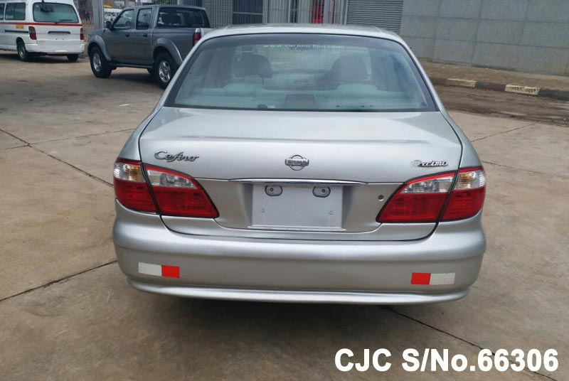 Nissan Cefiro in Silver for Sale Image 4