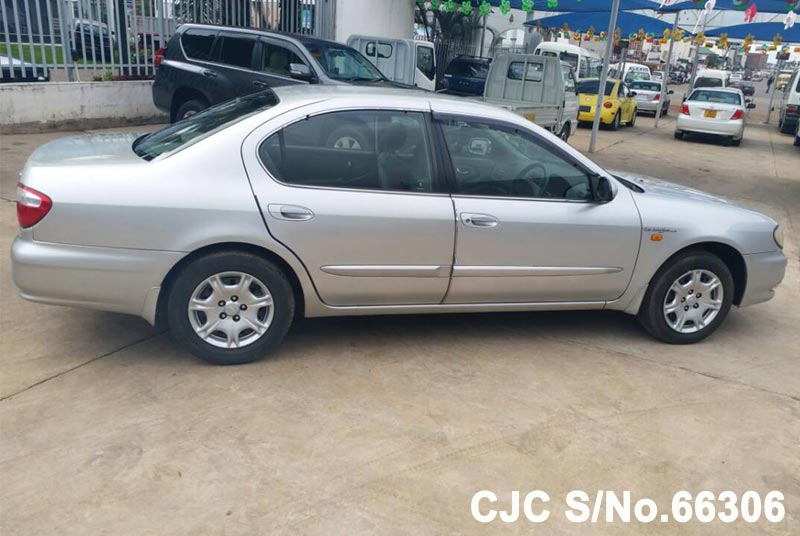 Nissan Cefiro in Silver for Sale Image 5