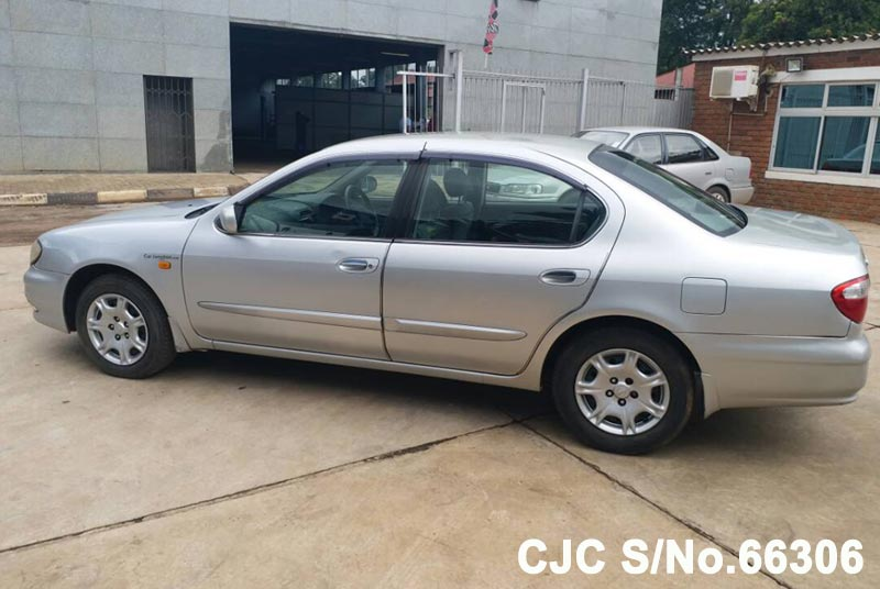Nissan Cefiro in Silver for Sale Image 6