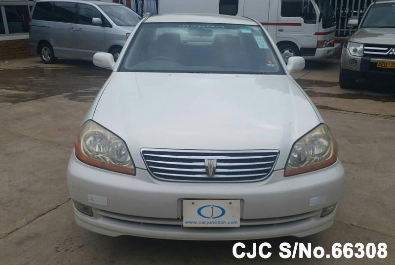 Toyota Mark II in White for Sale Image 4