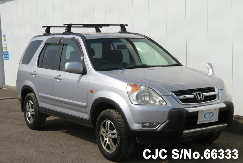 Honda / CRV 2002 Stock No. TM1133366