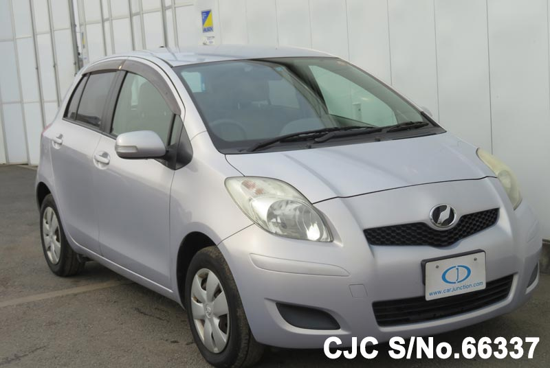 Toyota / Vitz - Yaris 2007 Stock No. TM1173366