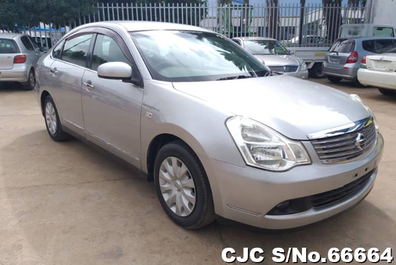 Nissan / Bluebird Sylphy 2007 Stock No. TM1146666