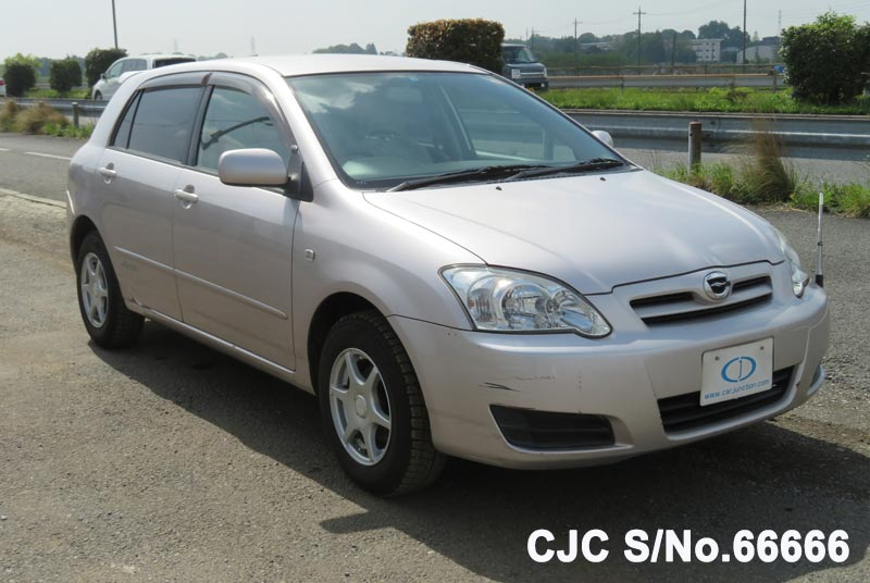 Toyota / Corolla Runx 2005 Stock No. TM1166666