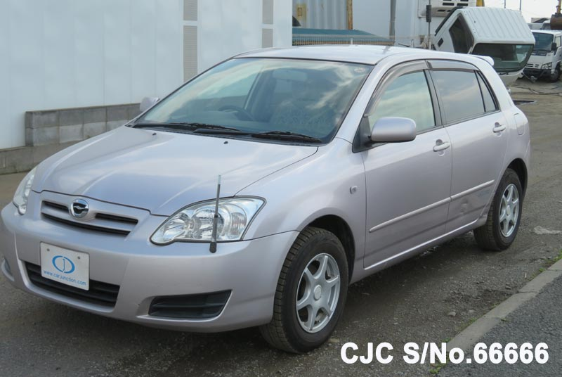 Toyota Corolla Runx in Pink for Sale Image 3
