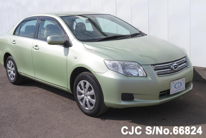 Toyota / Corolla Axio 2007 Stock No. TM1142866