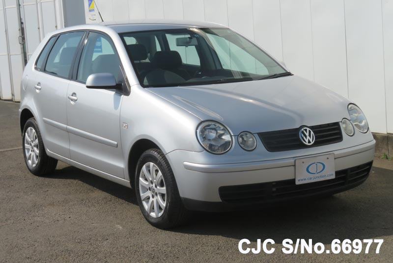 Volkswagen Polo in Silver for Sale