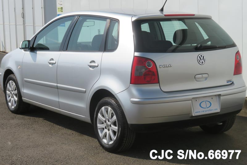 Volkswagen Polo in Silver for Sale Image 1