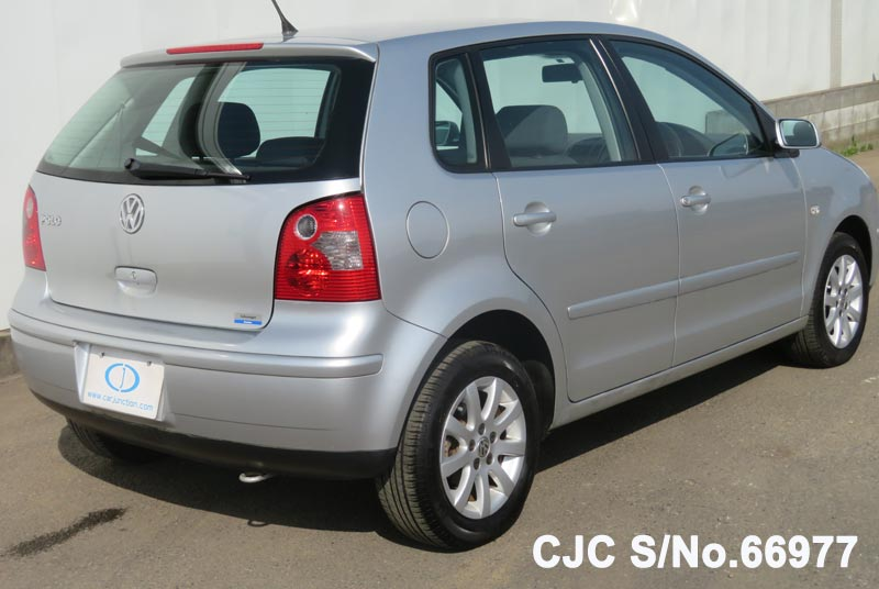 Volkswagen Polo in Silver for Sale Image 2