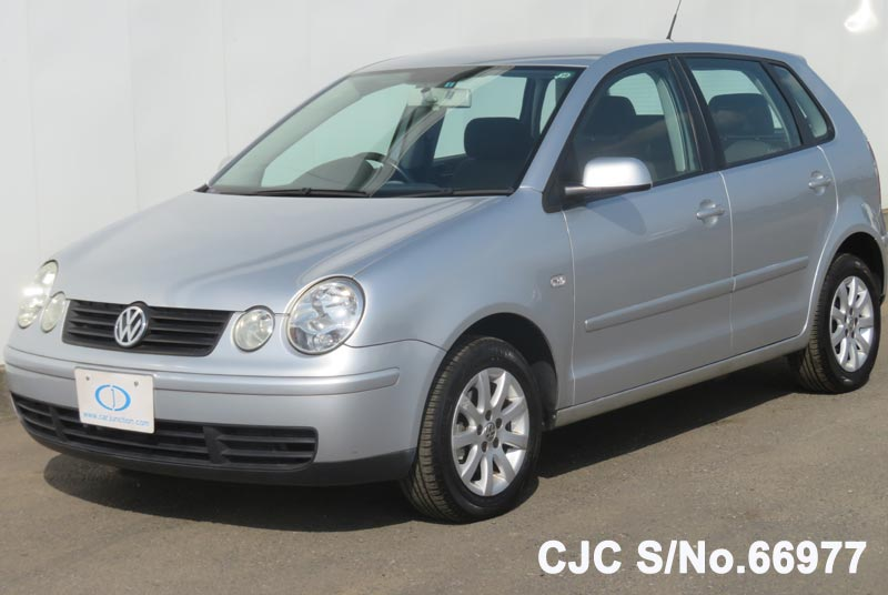 Volkswagen Polo in Silver for Sale Image 3