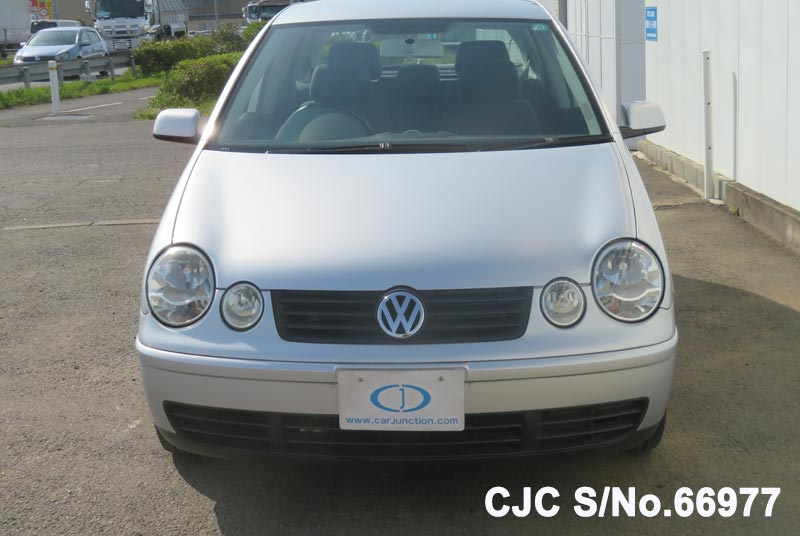 Volkswagen Polo in Silver for Sale Image 4