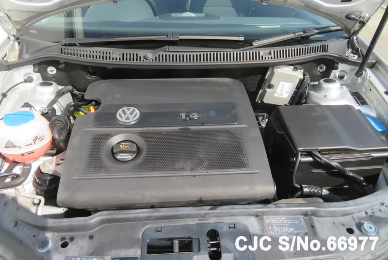 Volkswagen Polo in Silver for Sale Image 9