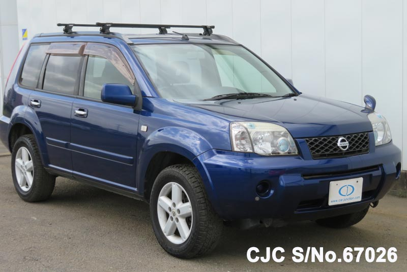 Nissan / X-Trail 2003 Stock No. TM1162076
