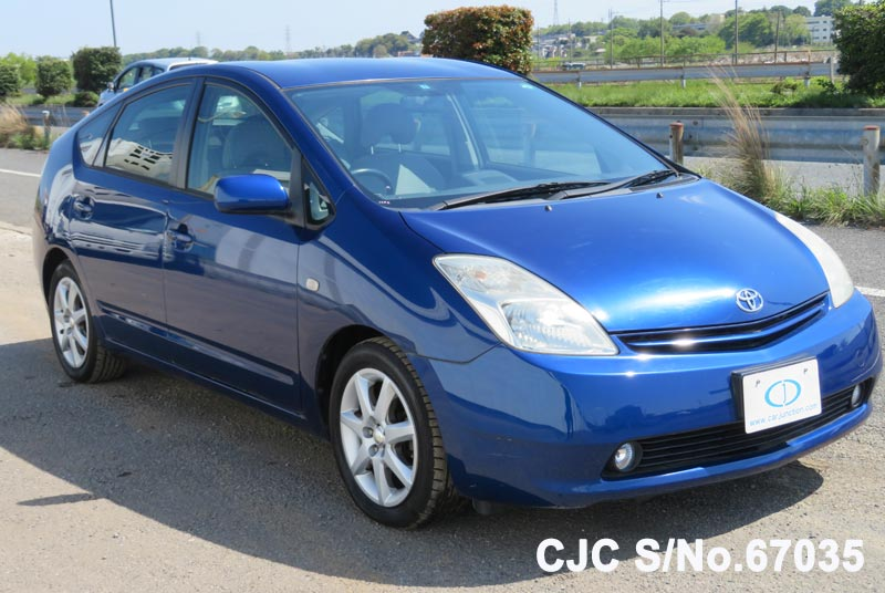 Toyota Prius Hybrid in Blue for Sale