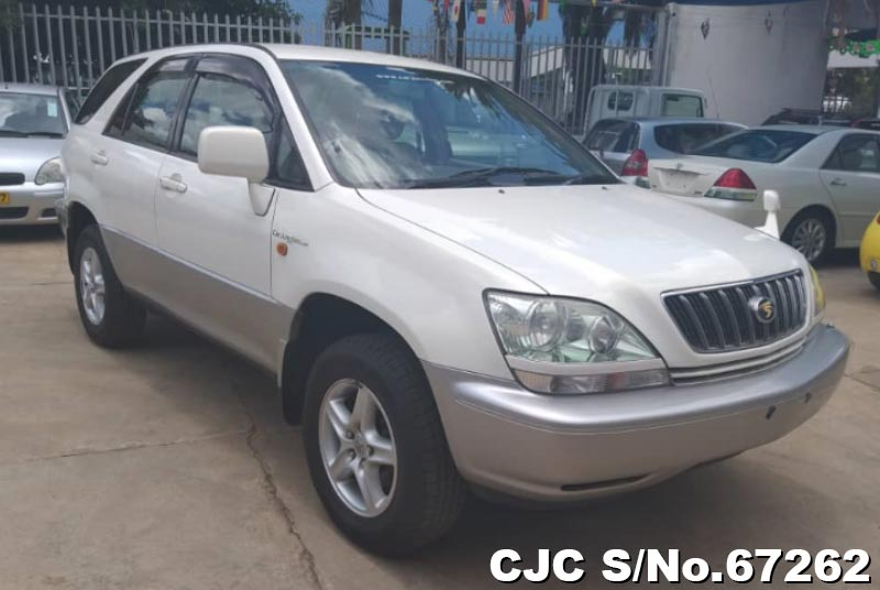 Toyota / Harrier 2001 Stock No. TM1126276