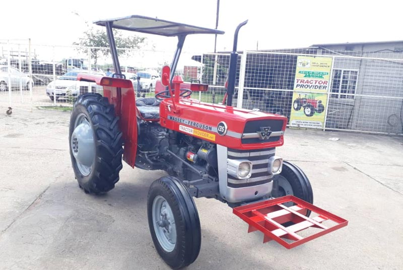 Massey Ferguson / MF-135 Stock No. TM1118776