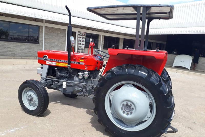 Massey Ferguson MF-135 tractor for Sale Image 1