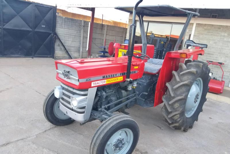 Massey Ferguson MF-135 tractor for Sale Image 3