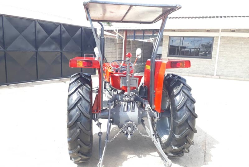 Massey Ferguson MF-135 tractor for Sale Image 4