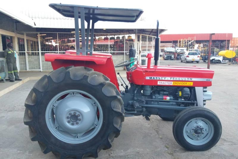 Massey Ferguson MF-135 tractor for Sale Image 6