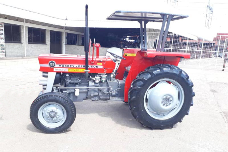 Massey Ferguson MF-135 tractor for Sale Image 7