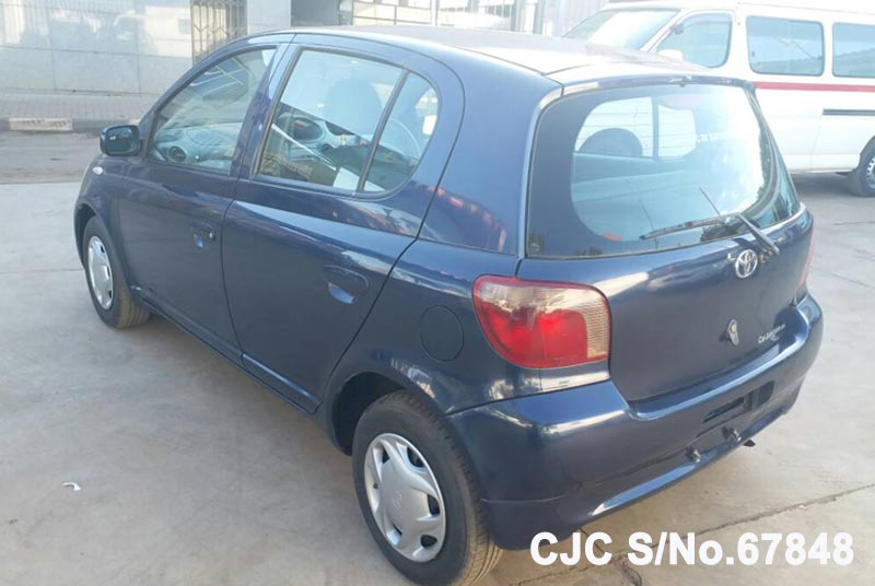 Toyota Vitz - Yaris in Blue for Sale Image 1