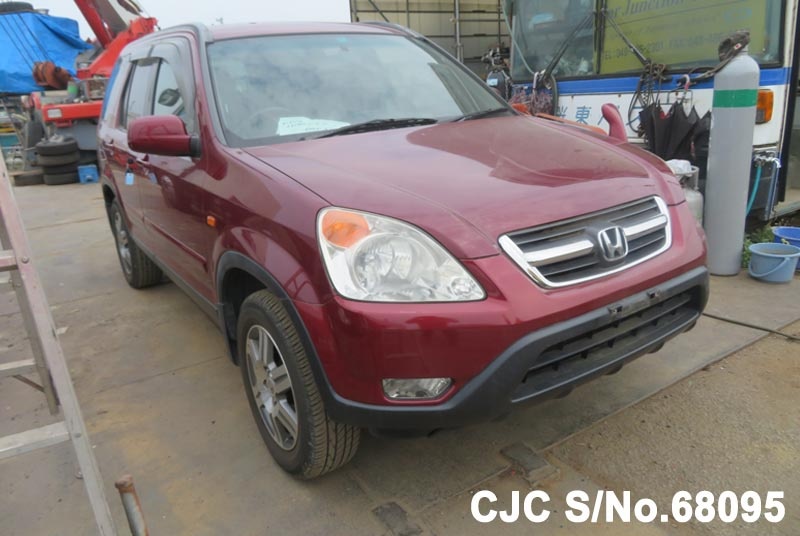 Honda / CRV 2002 Stock No. TM1159086