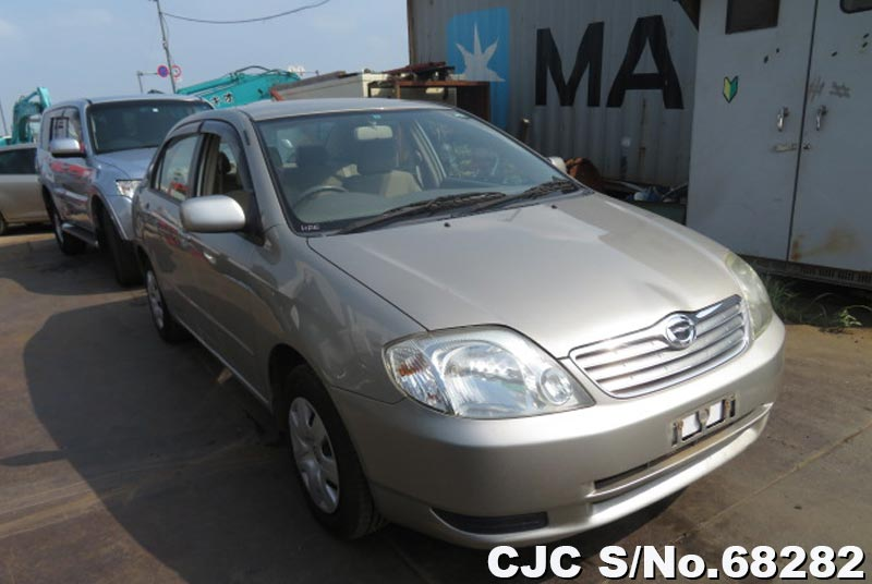 Toyota / Corolla 2003 Stock No. TM1128286