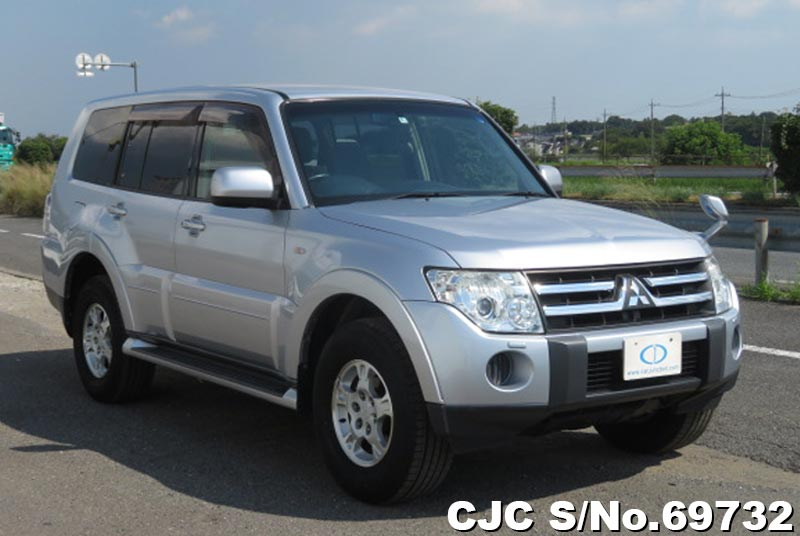 Mitsubishi / Pajero 2008 Stock No. TM1123796