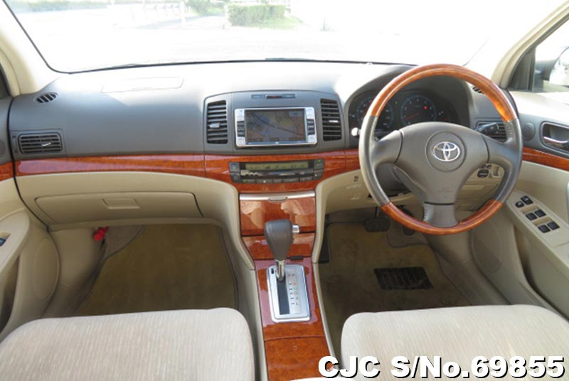 Toyota Allion in White for Sale Image 12