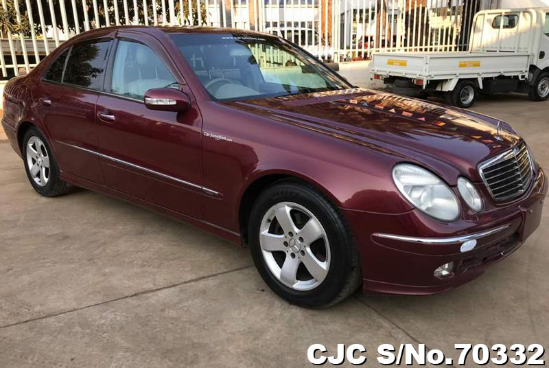 Mercedes Benz / E Class 2002 Stock No. TM1123307