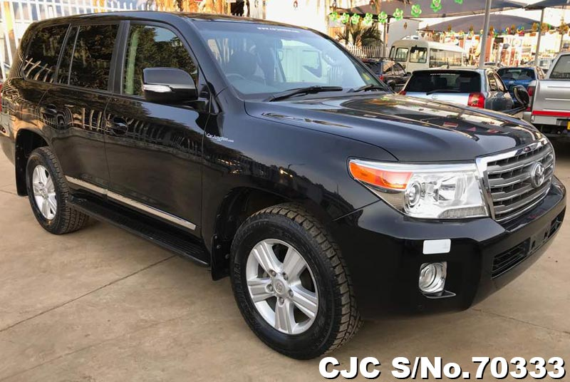 Toyota / Land Cruiser 2012 Stock No. TM1133307