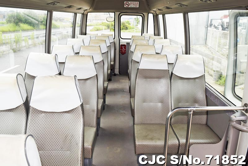 Toyota Coaster in White for Sale Image 16