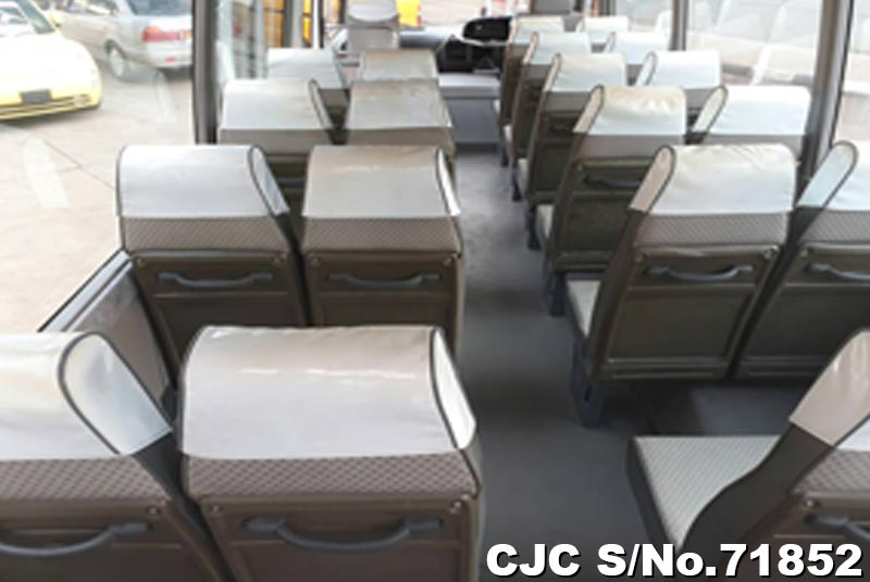 Toyota Coaster in White for Sale Image 14