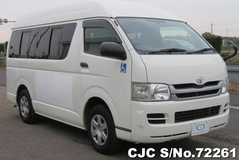 Toyota / Hiace 2008 Stock No. TM1116227