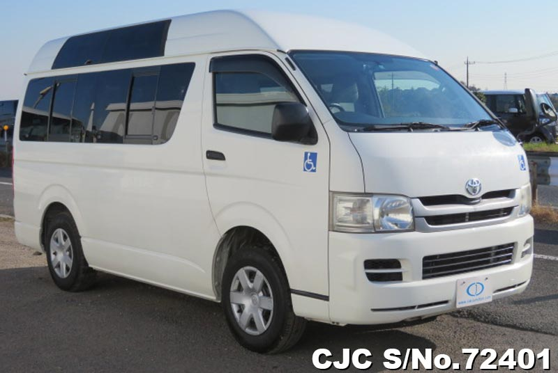 Toyota / Hiace 2008 Stock No. TM1110427