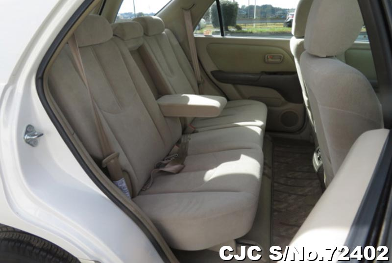 Toyota Harrier in Pearl 2 Tone for Sale Image 10