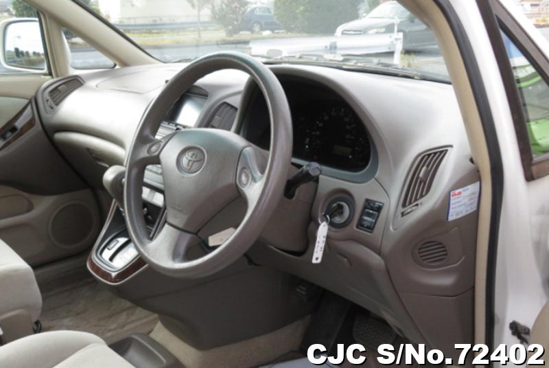 Toyota Harrier in Pearl 2 Tone for Sale Image 12