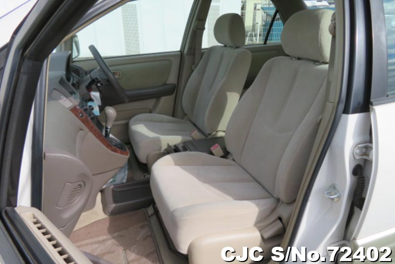 Toyota Harrier in Pearl 2 Tone for Sale Image 7