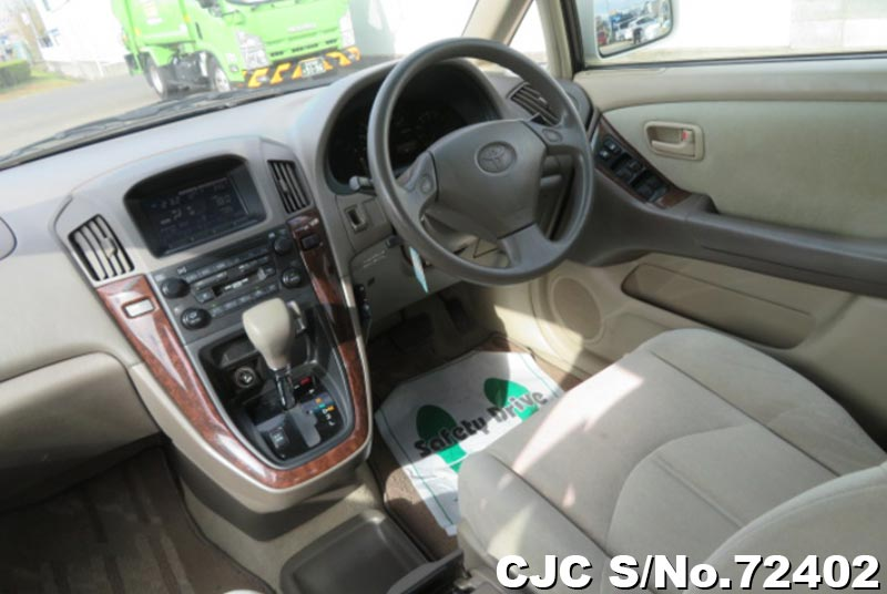 Toyota Harrier in Pearl 2 Tone for Sale Image 9