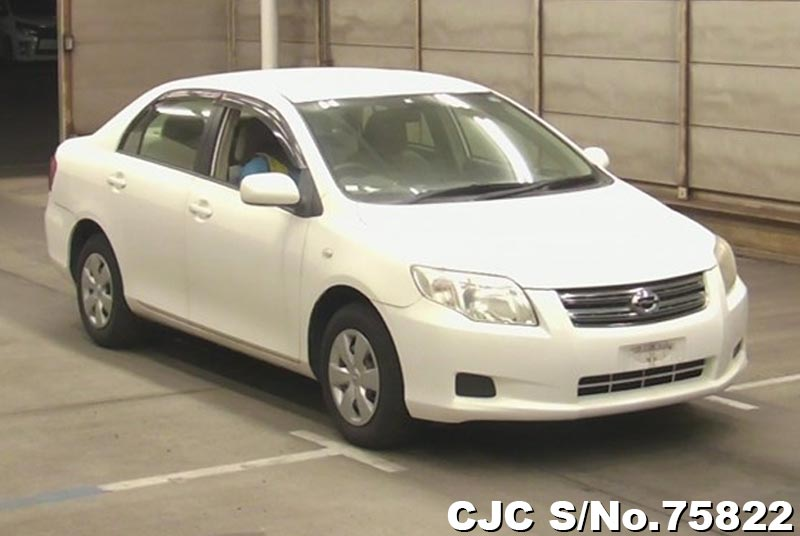 Toyota / Corolla Axio 2008 Stock No. TM1122857