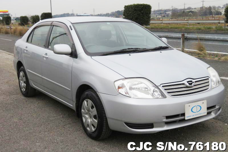 Toyota / Corolla 2002 Stock No. TM1108167