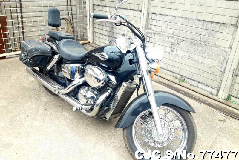 Honda / Shadow 400 2001 Stock No. TM1177477