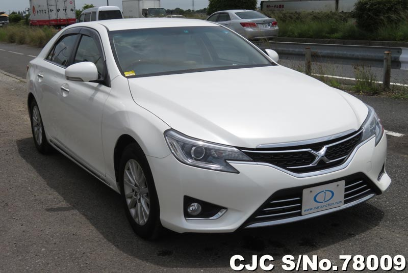 Toyota / Mark X 2014 Stock No. TM1190087