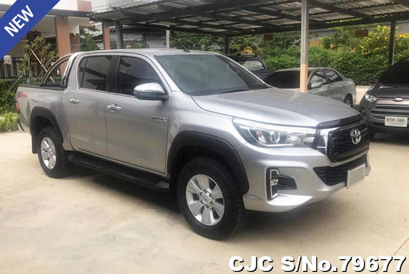Toyota / Hilux / Revo 2017 Stock No. TM1177697